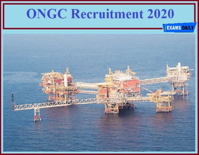 ONGC Director Recruitment 2020