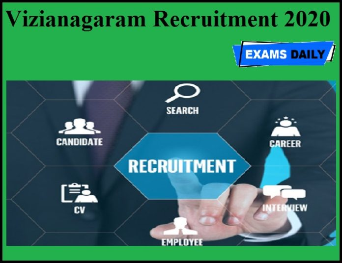 Vizianagaram Recruitment 2020 OUT