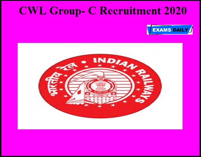 CWL Group- C Recruitment 2020 OUT