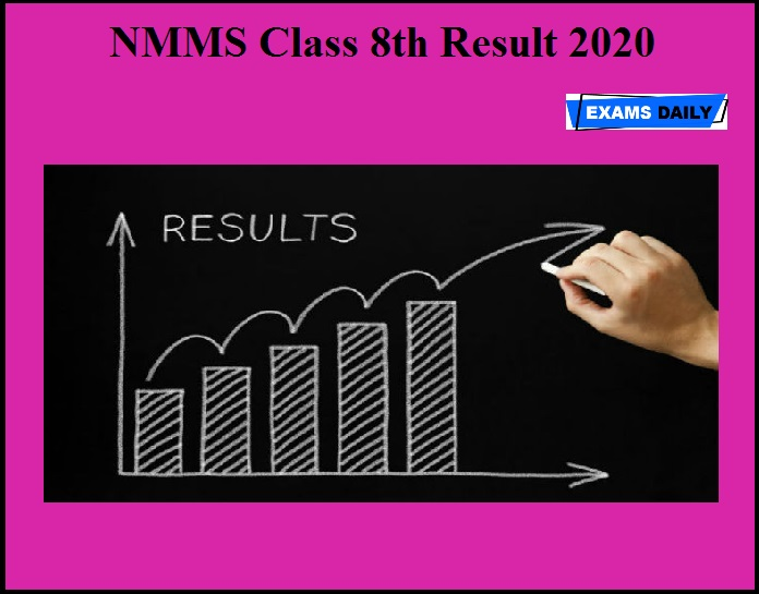 NMMS Class 8th Result 2020