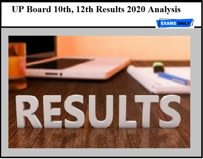 UP Board 10th, 12th Results 2020 Analysis