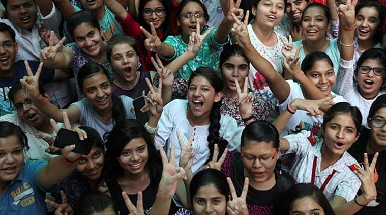 Higher pass percentage in CBSE 12th results leads to tough college admissions
