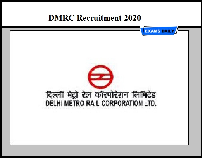 DMRC Recruitment 2020 Out - Director Vacancy