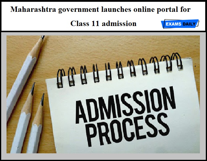 Maharashtra government launches online portal for Class 11 admission