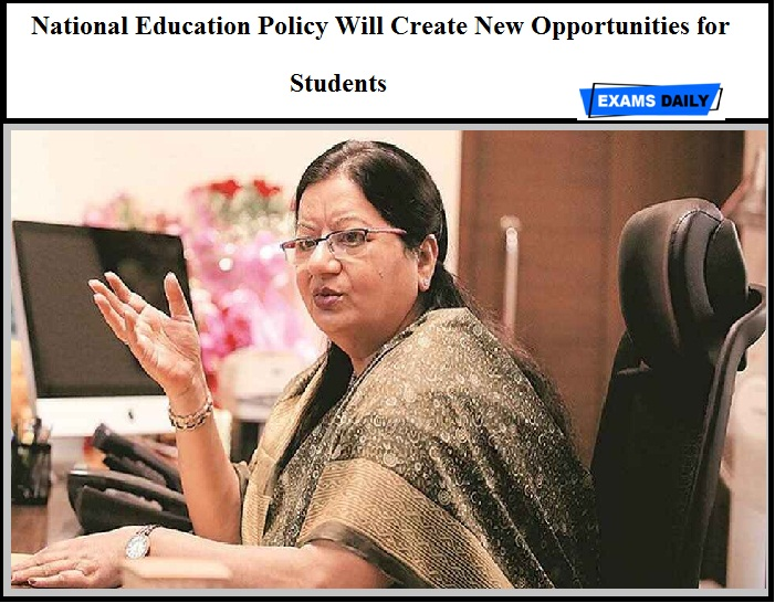 National Education Policy Will Create New Opportunities for Students – Said By Jamia Millia Islamia VC