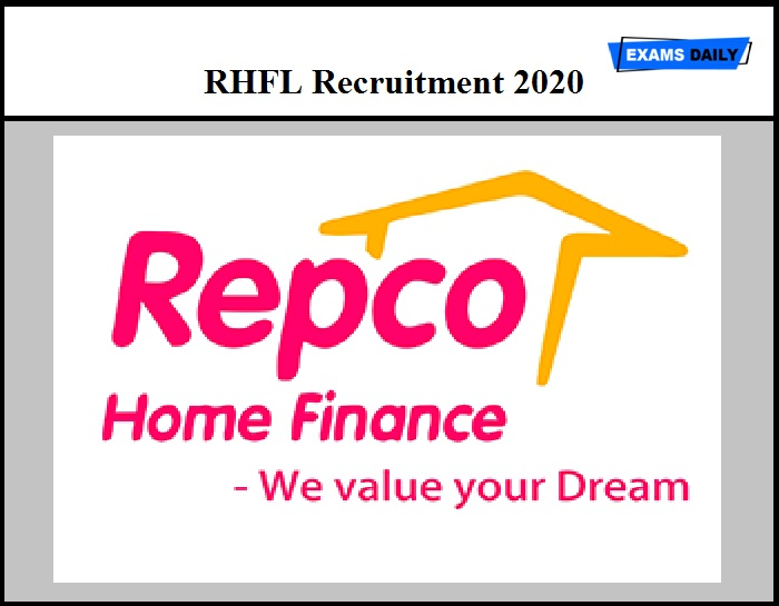 RHFL Recruitment 2020 – Manager & Other Vacancy