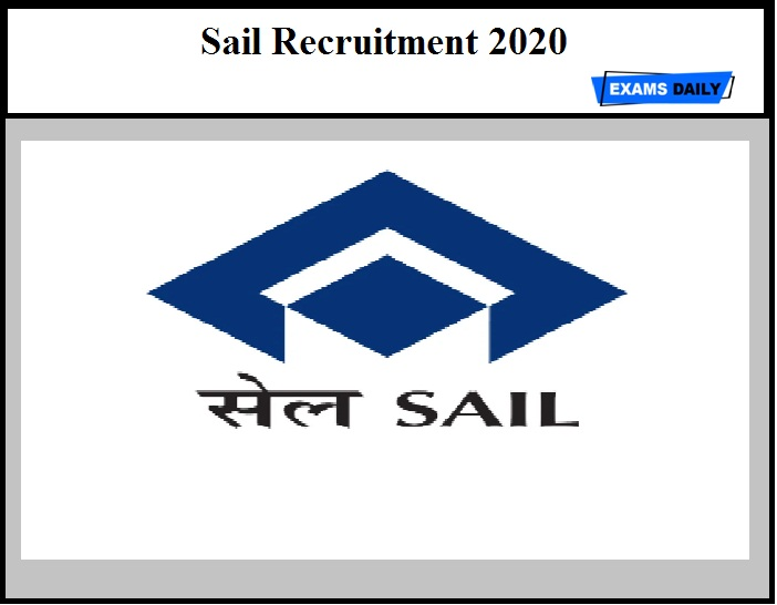 Sail Recruitment 2020 OUT – Walk-In Interview