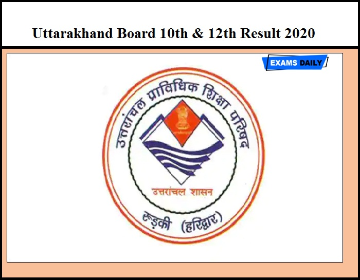 Uttarakhand Board 10th & 12th Result 2020 - Check UBSE Class 10 & 12 Result Details Here