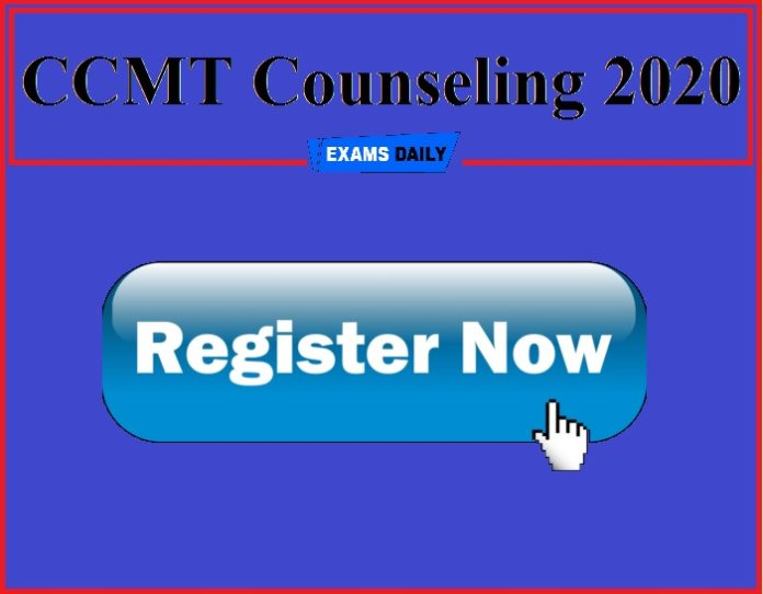 CCMT Counseling 2020