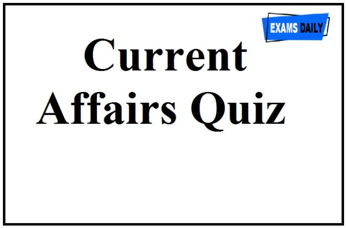 15th, 16th & 17th August 2020 Current Affairs Quiz