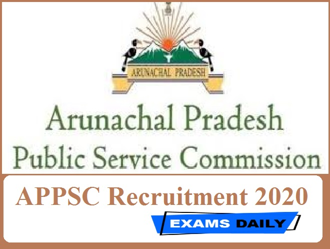 APPSC Recruitment 2020 Out – Apply Online for 120 SI Vacancies Here!!!