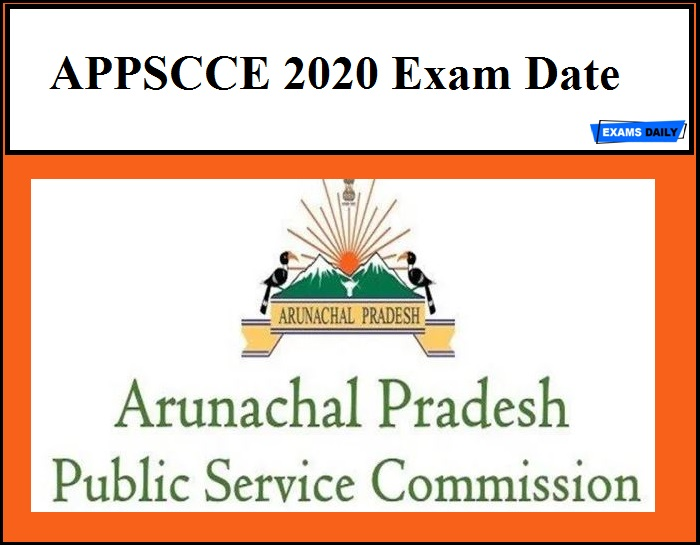 APPSCCE 2020 Exam Date Out – Download Admit Card!!