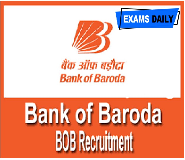 Bank of Baroda Recruitment 2020 Out – Last Date for Apply!!!!