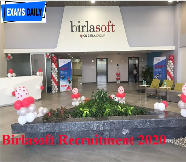 Birlasoft Recruitment 2020 Out – Apply Online for Sr Software Developer & Others Here!!!