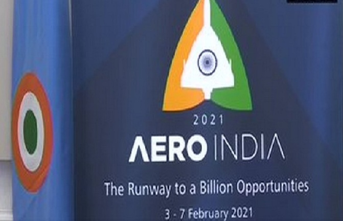 Defence Minister launches Aero India 21 website, Asia's largest Aeroshow scheduled in February