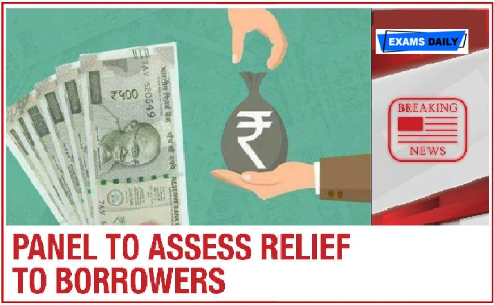Govt forms three-member expert panel to assist in assessment of relief to bank borrowers