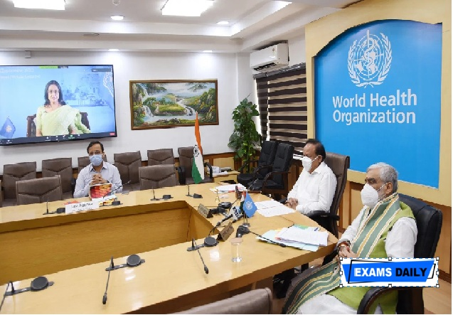 Health Minister Harsh Vardhan attends 73rd session of WHO South East Asia Region