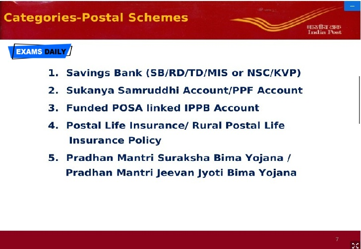 India Post launches Five Star Villages Scheme to ensure 100% rural coverage of postal schemes