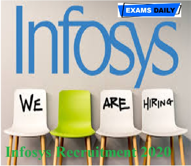 Infosys Recruitment 2020 Out – Apply Online for Application Security Consultant Posts Here!!!