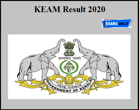KEAM Result 2020 OUT – Check Here