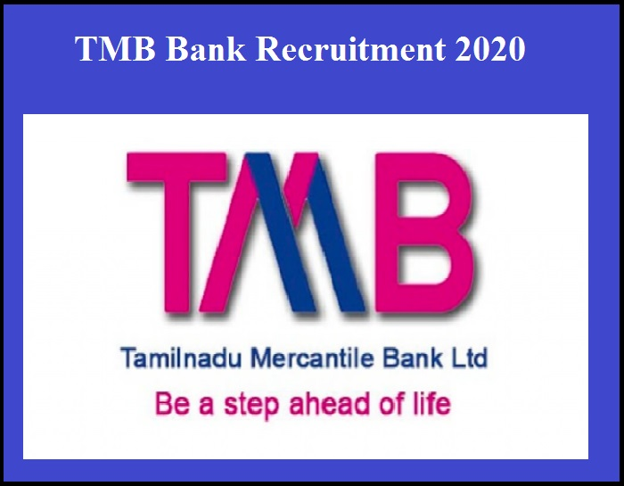 TMB Bank Recruitment 2020 OUT – Apply for Manager Posts
