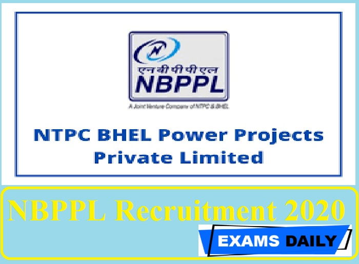 NBPPL Recruitment 2020 Out – Apply for Company Secretary Posts Here!!!