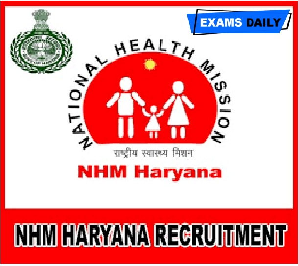 NHM Haryana Recruitment 2020 Out – Apply for Emergency Medical Technician Post Here!!!!
