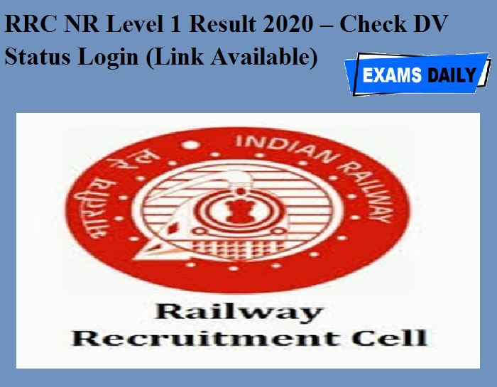 RRC NR Level 1 Result 2020