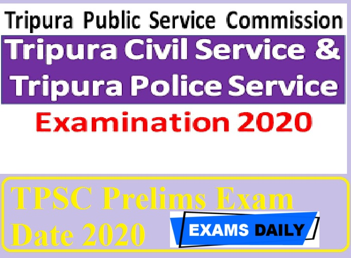 TPSC Prelims Exam Date 2020 Out – Download Judicial Service Gr.III. Here!!!