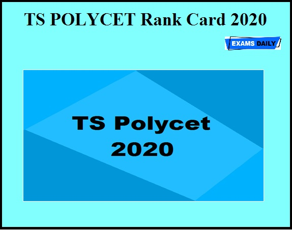 TS POLYCET Rank Card 2020 OUT