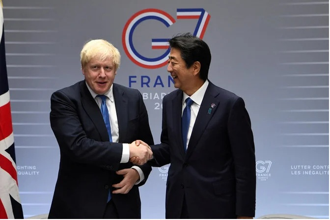 UK announces first major post-Brexit trade deal with Japan