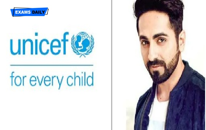UNICEF appoints Ayushmann Khurrana for children's rights campaign