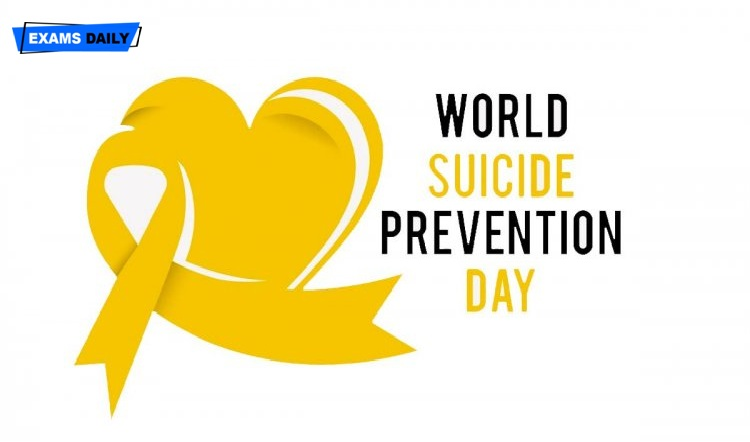 World Suicide Prevention Day (WSPD) is being observed on September 10