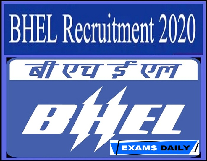 BHEL Recruitment 2020 Out – Apply for Executive Director – Civil Post Here!!!