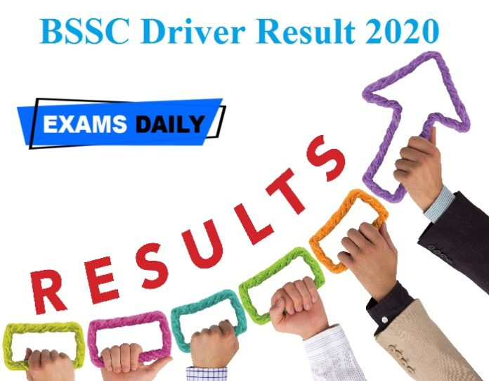 BSSC Driver Result 2020 Out – Download Driving Test & Interview Date Here!!!