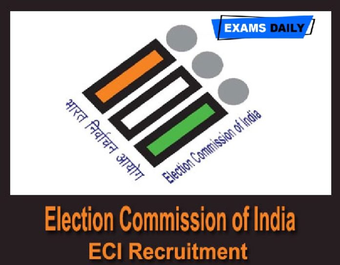 ECI Recruitment 2020 Out – Apply for Assistant Section Officers (ASOs) Posts Here!!!
