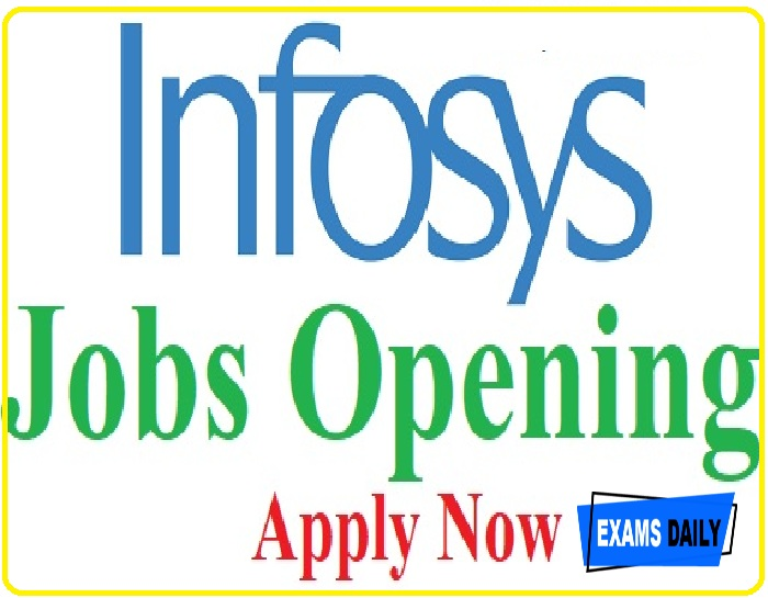 Infosys Notification 2020 Out – Apply Online Now!!!