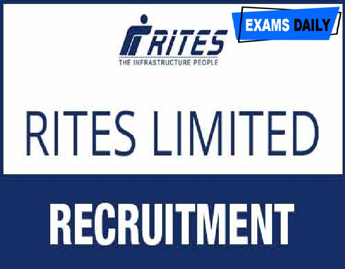 RITES Recruitment 2020 Out – Apply Online for Chairman & Managing Director Here!!!