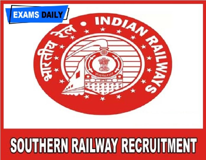 Southern Railway Recruitment 2020 Out – Last Date for Apply for GDMO and Other Posts Here!!!