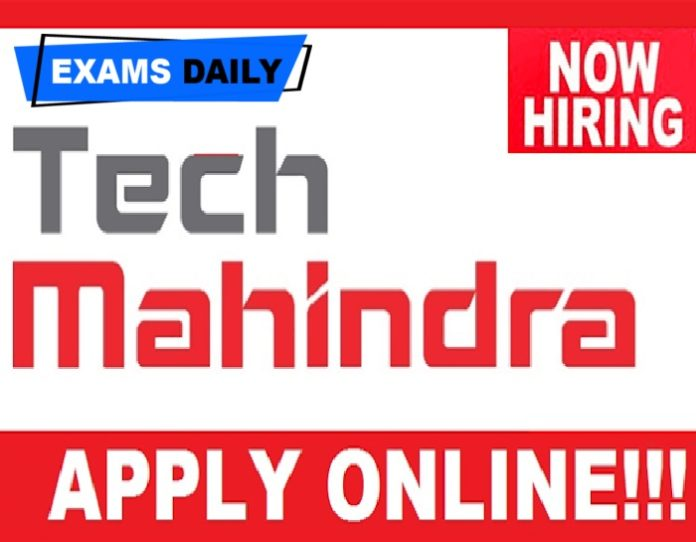 Tech Mahindra Recruitment 2020 Out – Apply Online for Team Lead Post Here!!!
