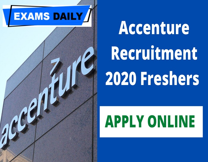Accenture Vacancy 2020 Out – Apply Online for Automated Testing Posts Here!!!