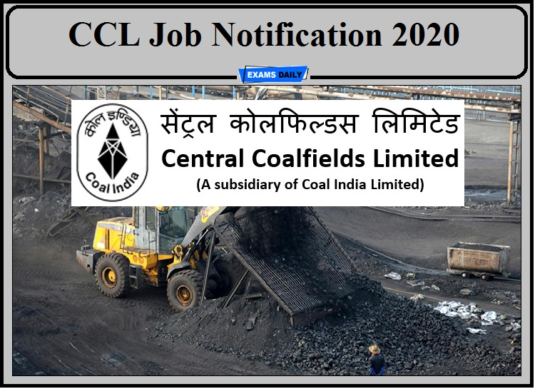 CCL Job Notification 2020 Released- Apply for Director Post!!!