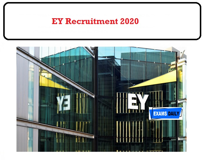 EY Recruitment 2020 OUT