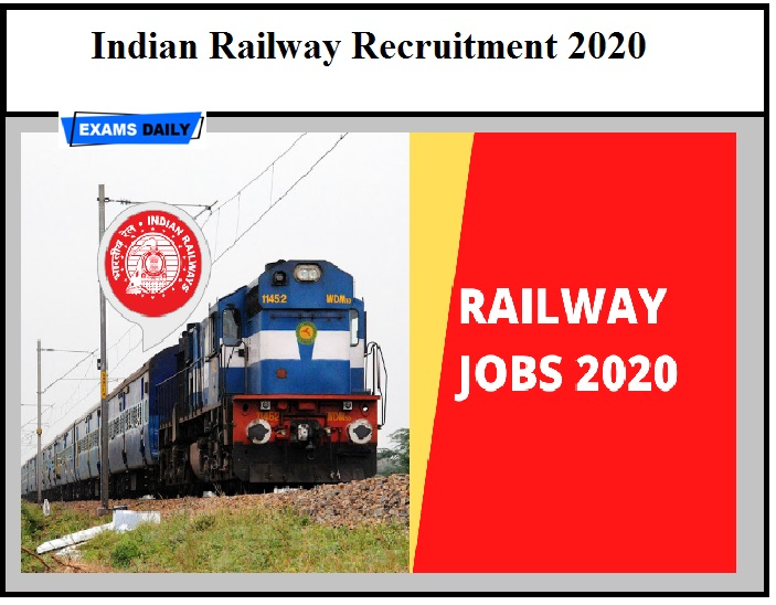 East Central Railway Recruitment 2020, Download Notification, Application Form, Vacancy