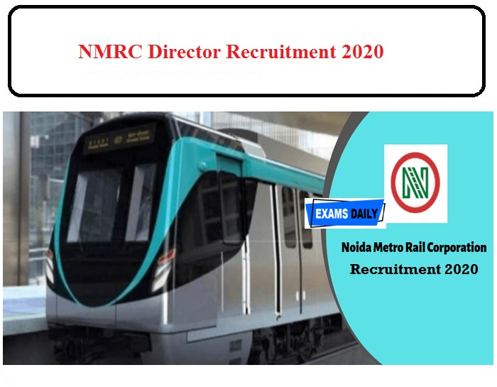 NMRC Director Recruitment 2020 OUT