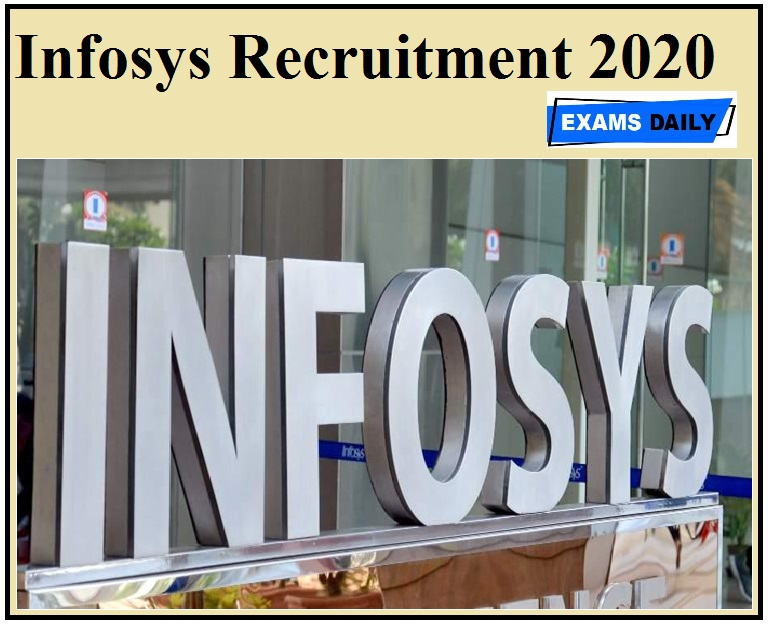 Infosys Recruitment 2020 Out – Engineering Graduates Can Apply Here,Java Springboot Senior Developer vacancies