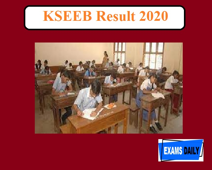 KSEEB Result 2020 out For DPSE Exam