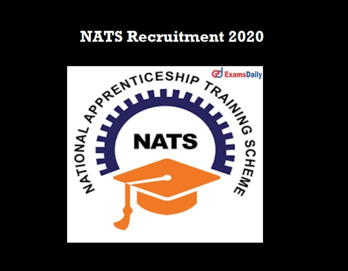 NATS Recruitment 2020 OUT