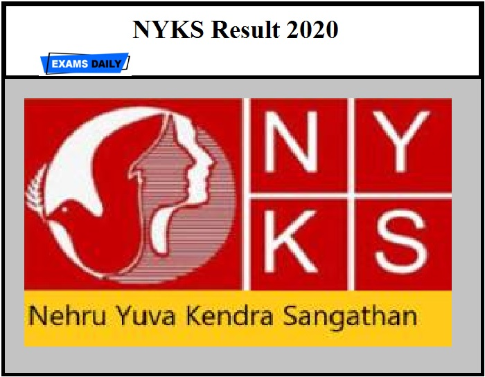 NYKS Result 2020 Declared – Download Final Selection List for LDC & Other Posts @ nyks.nic.in