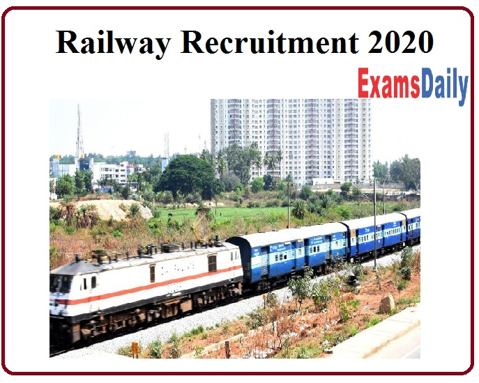 Railway Recruitment 2020 OUT- Last Date to Apply For Sports Quota Vacancies!!